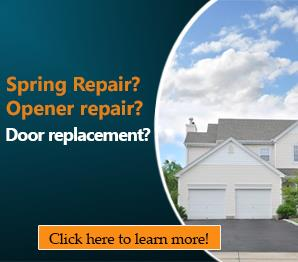 Torsion Springs - Garage Door Repair Plant City, FL